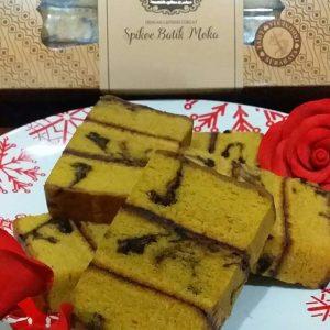 Spikoe Batik Moka