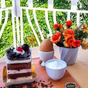 Black Forest Slice Cake
