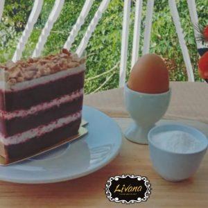 Red Velvet Slice Cake